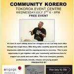 Community Korero Tokoroa