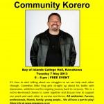 CommunityKoreroPoster_Kawakawa_V2