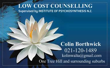 Psychosynthesis training nz
