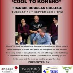 New Plymouth Cool to Korero 10 Sep 2013
