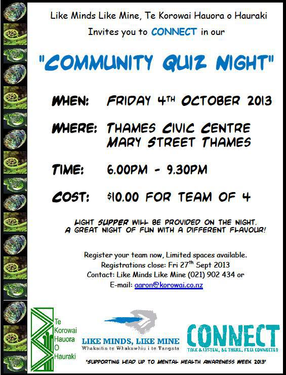 CommunityQuizNight