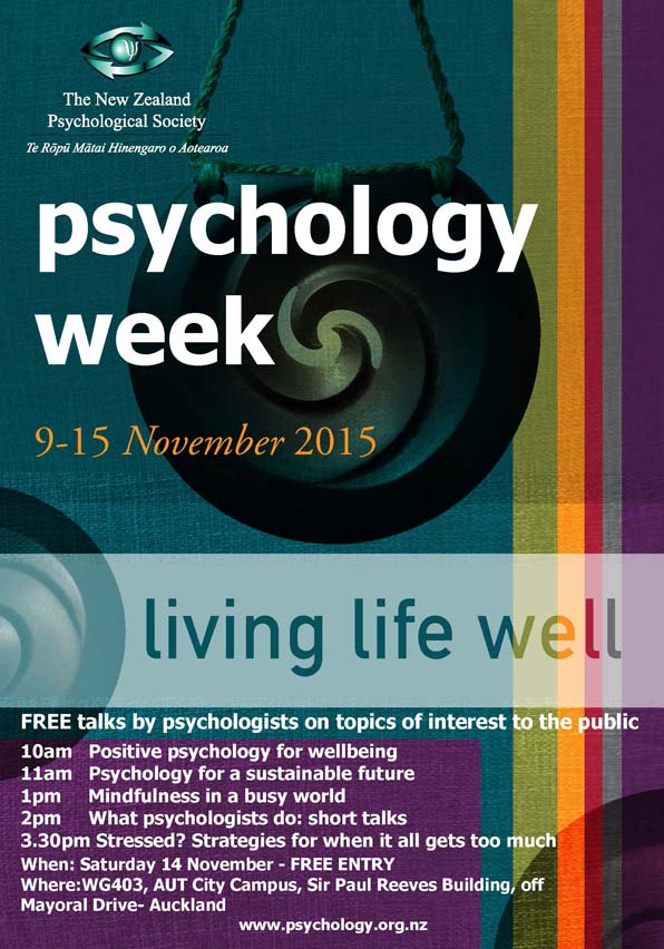 Psychology week AKLD